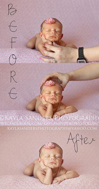 techniques for safe newborn photos