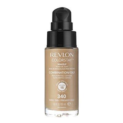 Chollo en Amazon España: Base de maquillaje Revlon Colorstay 340 por solo 7,95€ (un 28% de descuento sobre el precio anterior y precio mínimo histórico)