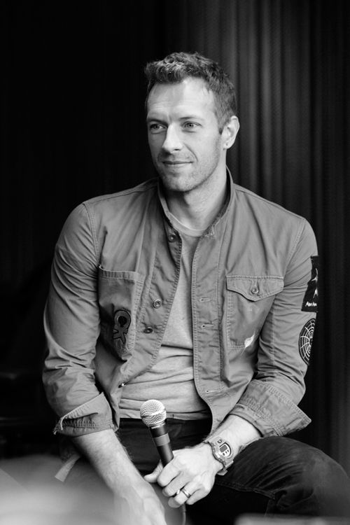 Chris Marti Coldplay
