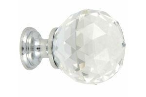 Crystal knobs, lead crystal knobs, luxury knobs