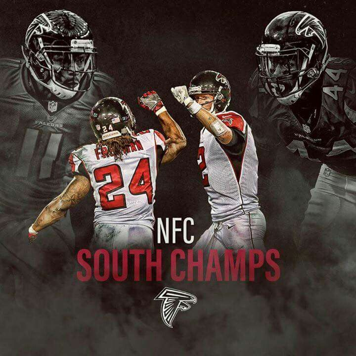 2016 NFC South Champions