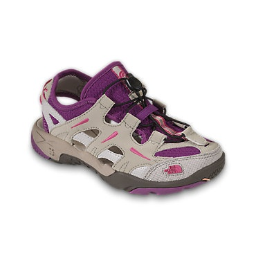 Designed to thrive equally well on #trails or in streams, this amphibious Hedgefrog pull-on is lightweight and agile. #girls #shoes #shoe #hiking #outdoors