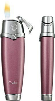Colibri C-Series Ribbon Metallic Rose / Polished Chrome Lighter - CB-LTR060013 by Colibri. Save 16 Off!. $32.95. Due to the Ribbon Soft Flame Lighter's beautiful aesthetics graceful shape and reliable dependability this cigarrette lighter is the preferred lighter for ladies in modern times. This lighter displays a sleek design as well as a strong reliable soft flame. The single action ignition system for this lighter is an added bonus. Colibri presents a high quality item tha...