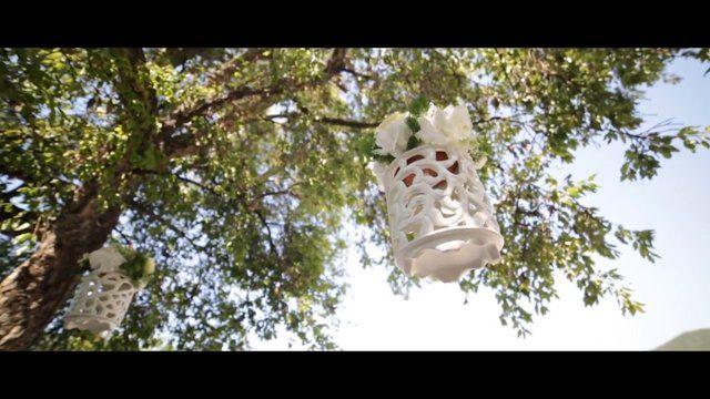 S  V wedding trailer. Elegant wedding in Puglia by Michela  Michela Italian wedding company
