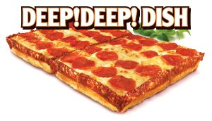 WorkoutPanther.Com Written Review: #LittleCaesars #DeepDish Large #Pizza