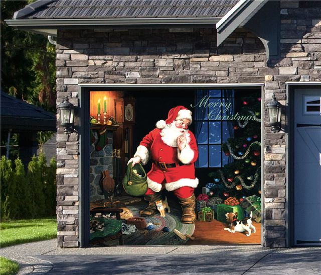 13 Best Images About Christmas Outdoor Decorations On