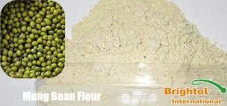 Tepung Hunkwe, Tepung Kacang Hijau/Mungbean Flour masih juga tergolong gluten-free. Kalau di Indonesia biasa dipakai untuk kue tradisional seperti Puding Hunkwe, Kue Cantik Manis, Nagasari Hunkwe sampe Es Cendol. Menjadi bahan baku pembuatan soun atau vermicelli.