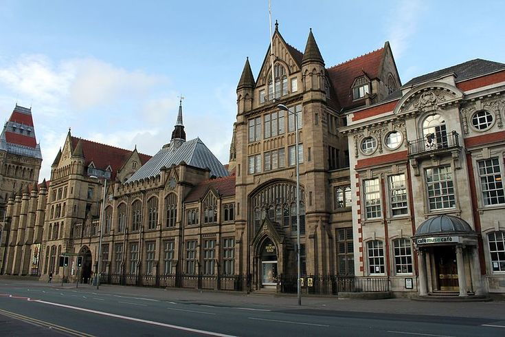 University of Manchester - the Main Building