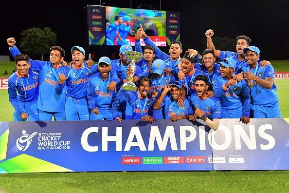 Father S Of Kalra And Sharma Were Delighted By Their Son S Performance World Cup Teams World Cup Winners World Cricket