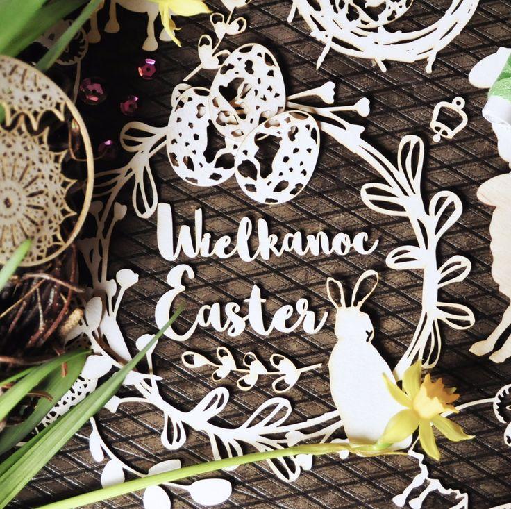 Easter lasercut designs
