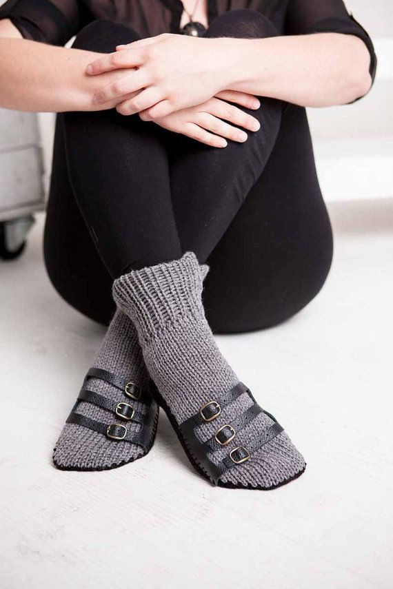There is nothing better than running around the house with your socks on, that is until your mom tells you to put on a pair of slippers or