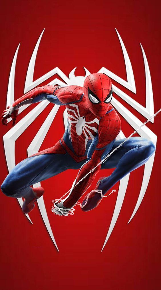 Spiderman Wallpaper 4k Iphone Spider Man 4k Wallpaper