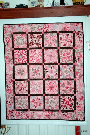 36 best 4 patch stack & whack quilts images on Pinterest | 52 ... : stack and whack quilt tutorial - Adamdwight.com
