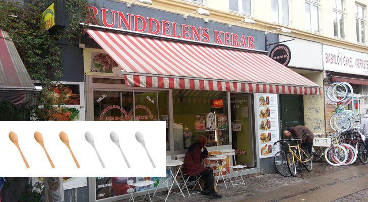 Runddelens Kebab på Nørrebro #foodie #foodporn #foodreview