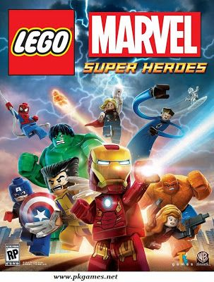 LEGO Marvel Super Heroes Game for PC Full