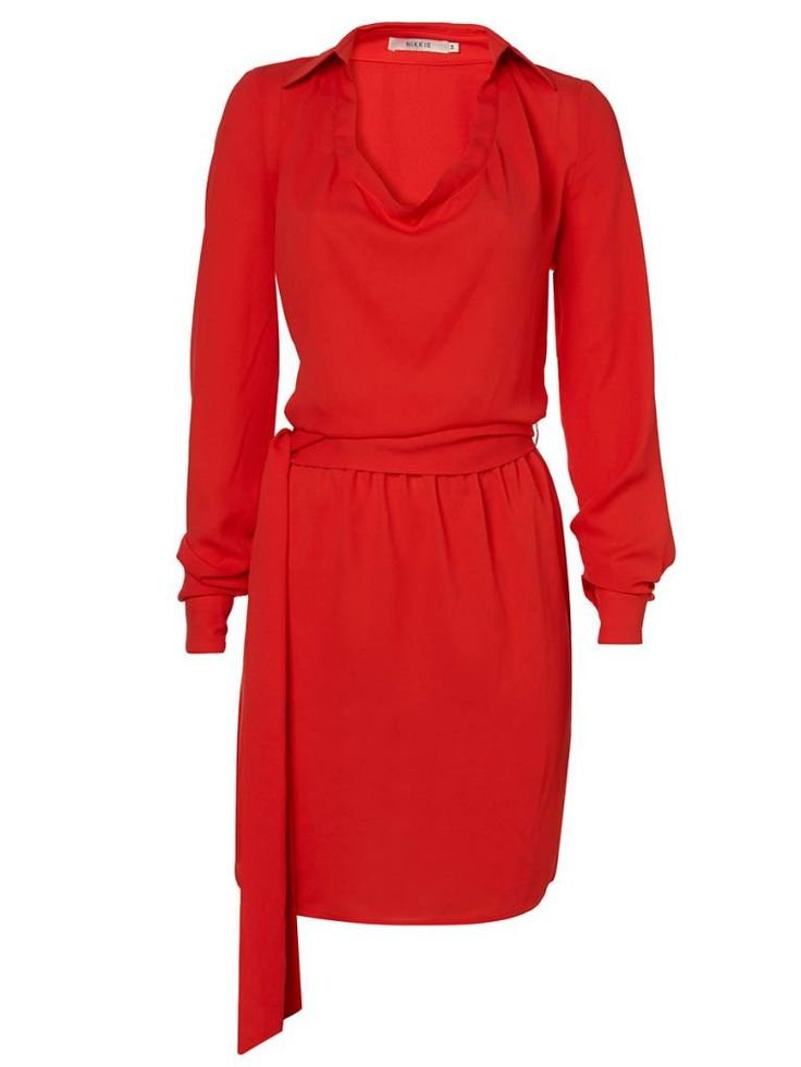Rochelle Tunic (Red)