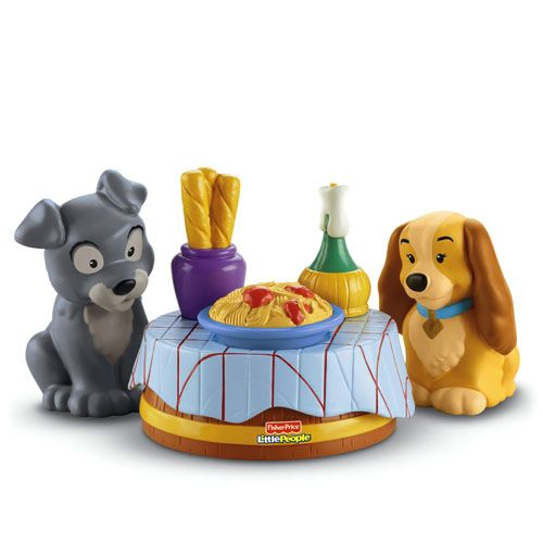Lady And The Tramp Toys 83
