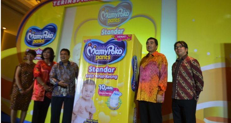 MamyPoko klaim kuasai 63% pasar popok bayi di Indonesia