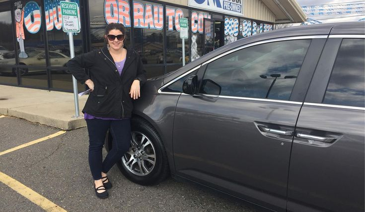 Jessica, we're so excited for all the places you'll go in your 2012 HONDA ODYSSEY!  Safe travels and best wishes on behalf of Orr Chevrolet and Tyanthony Jones.