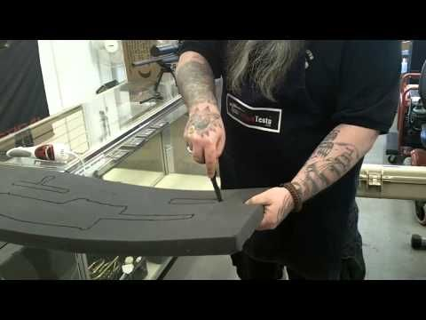 How to cut and prepare foam in a Pelican Case \\ Innovative Defensive Solutions, llc - YouTube