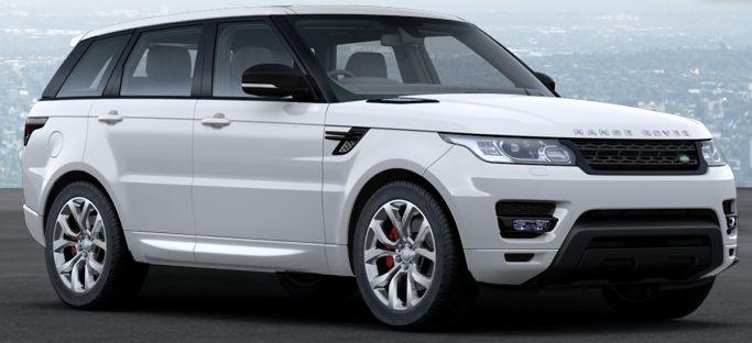 white 2015 range rover sport | Range Rover Sport Fuji White (Solid)/ Range Rover Sport Blanc Fuji ...