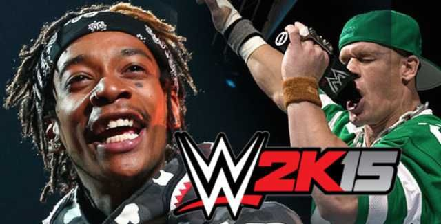 New York — 2K announced the in-game soundtrack details for WWE 2K15, the forthcoming release in the flagship WWE video game franchise.