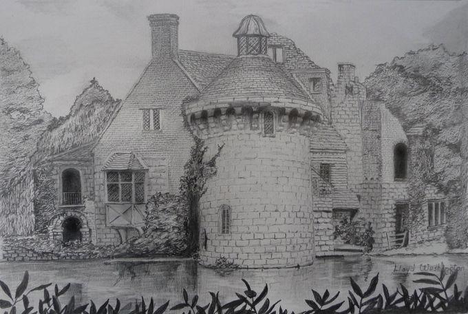 Welcome to Artzeit - Old Scotney Castle (Kent)