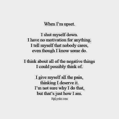 Sad Quotes About Pain : Quotes about pain on Pinterest Quotes about, Im beautiful quotes ...