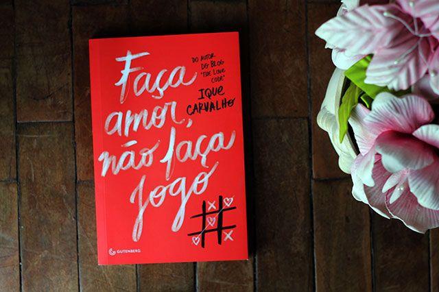 No jogo da literatura, Ique Carvalho conquista o leitor com um livro verdadeiro