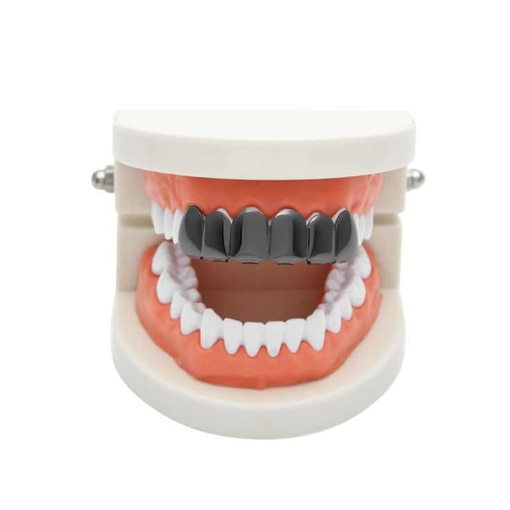 Daily Deals @JeremiahImports.com  Shiny! 24k Gold P...  http://www.jeremiahimports.com/products/shiny-24k-gold-plated-gun-black-hip-hop-teeth-grillz-top-bootom-groll-set-with-silicone-vampire-teeth-party-jewelry-gift?utm_campaign=social_autopilot&utm_source=pin&utm_medium=pin