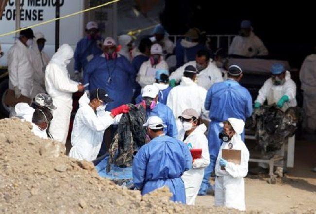 Identifican cinco cadáveres por ADN en Chilpancingo - http://www.notimundo.com.mx/estados/cadaveres-adn-chilpancingo-fosa/