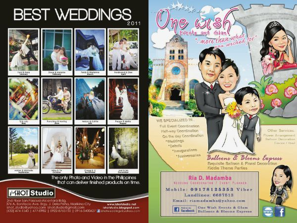PLANNING FOR A LUXE FOR LESS WEDDING? Find One Wish Events & Styles at the revised edition of WEDDING DIGEST LUXE FOR LESS. It is converted  into a digital format with updated contents  available for FREE BROWSING at  www.weddingdigest.com.ph.  #WeddingDigestPh #emagazine #LuxeforLess #weddings #iloveweddings #weddingplanning #weddingcoordinator
