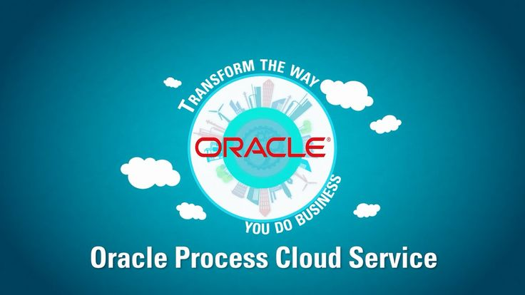Oracle Process Cloud Service Overview