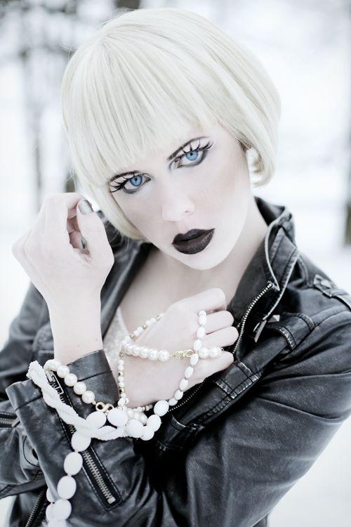 ModelMayhem: Eye Candy, Goth Beautiful, Fashion Glamour, Close Goth, Blue Eye, Gothic Babes, Girltrip Deviantart Com, Beautiful Close, Deviantart Galleries