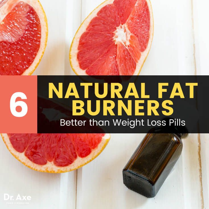 Fat burners - Dr. Axe http://www.draxe.com #health #holistic #natural