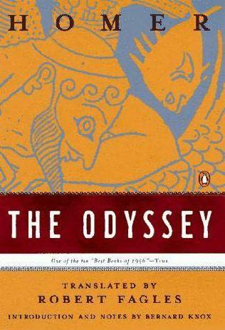 Homer - the odyssey - translation by Fagles.