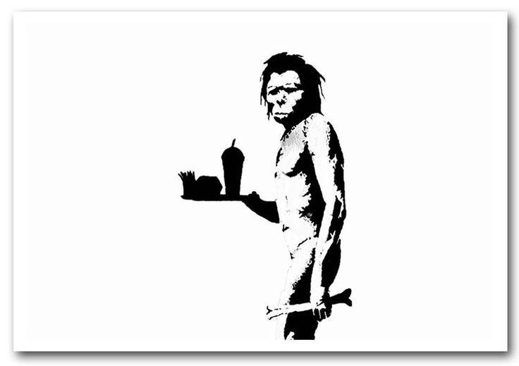 Banksy art btec essay example