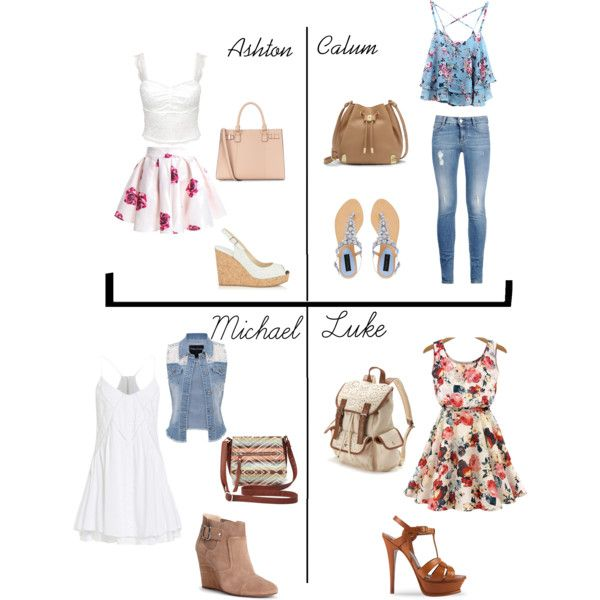 5sos preference- Spring lunch date