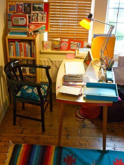 My Writing Room by Emylia Hall