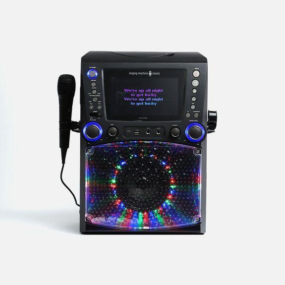 The Singing Machine - Karaoke Machine