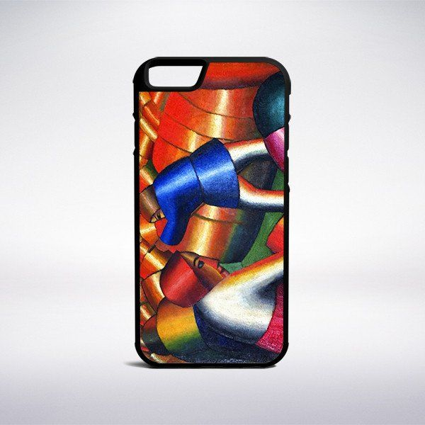 Kasimir Malevich - Taking In The Rye Phone Case – Muse Phone Cases