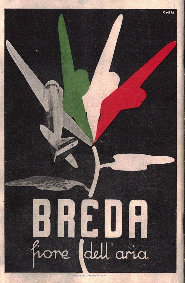 Italy, WWII, Breda
