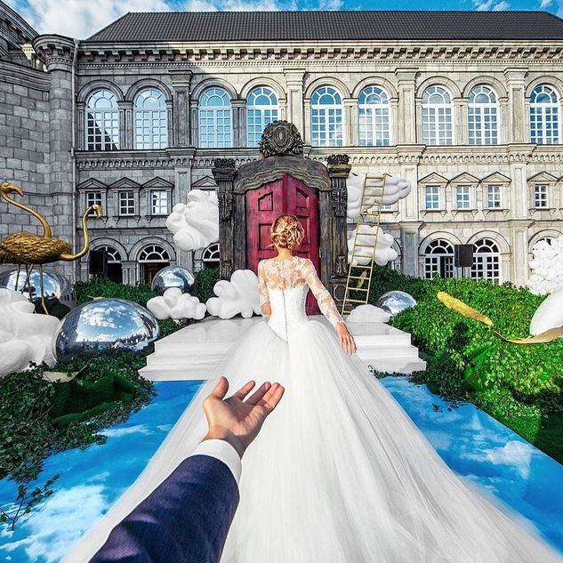 #Mariage. La lune de miel féérique du couple le plus populaire d'Instagram.