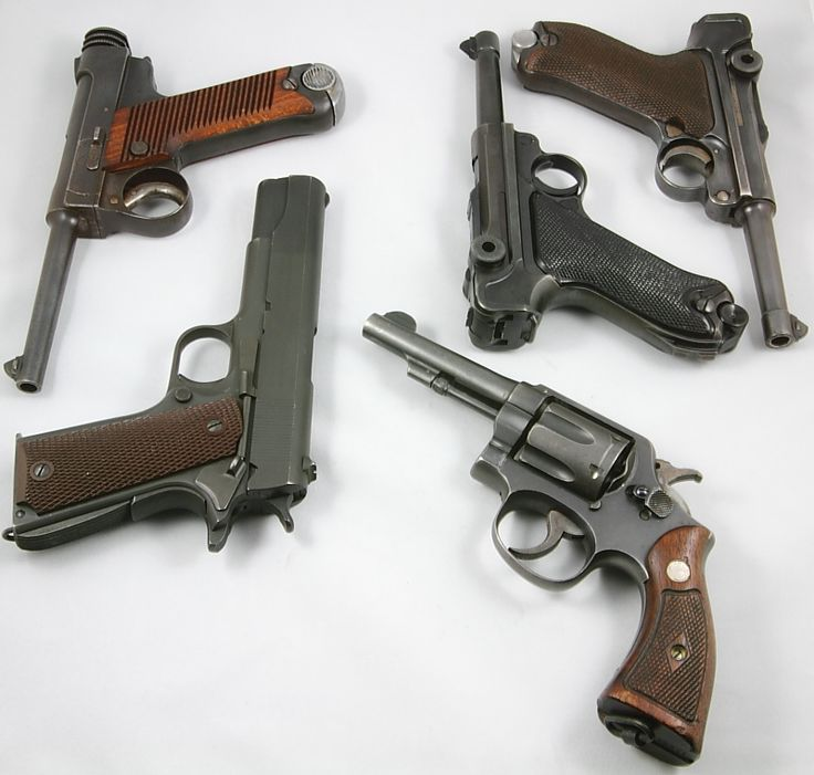 German Wwii Pistols Google Search Wwii Weapons