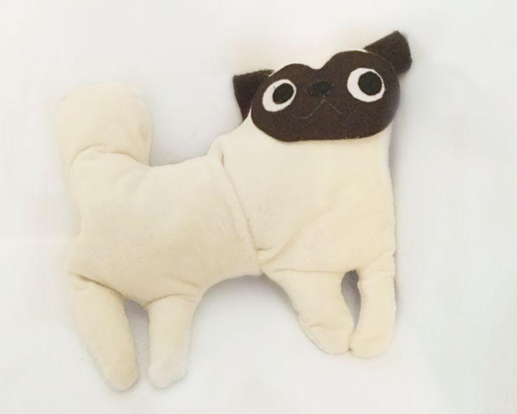 Cute Pug pillow