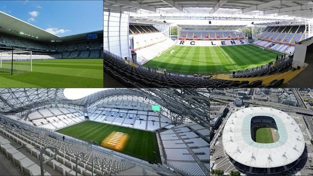 Euro 2016 : Paris, Marseille, Lyon... votez pour la ville la plus gâtée par le tirage des groupes - Euro 2016 2016 - Football - Eurosport