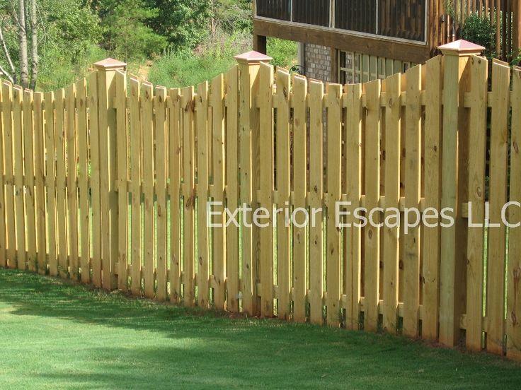 13 best fences images on pinterest privacy fences wood fences and wooden fences