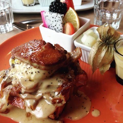 Foodie vs. Cancer: My top fancy Montreal brunchs part 1