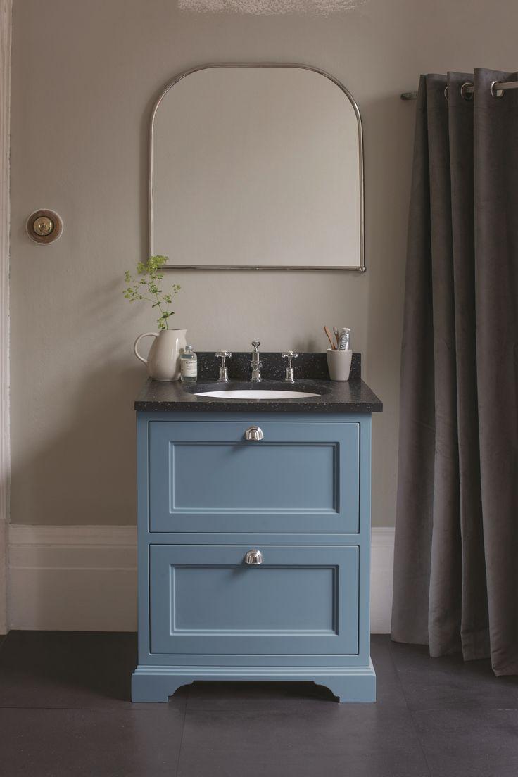 Burlington Furniture In Farrow And Ball Cooks Blue