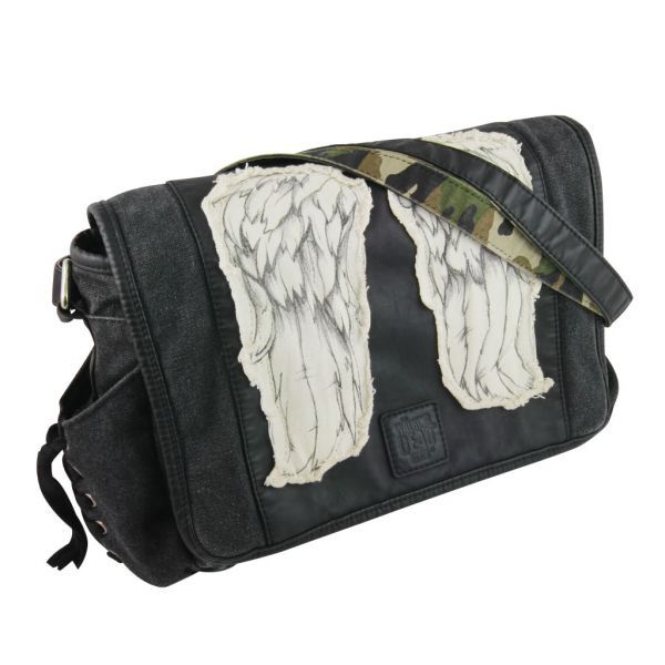 The Walking Dead Daryl Wings Schultertasche (Medium)